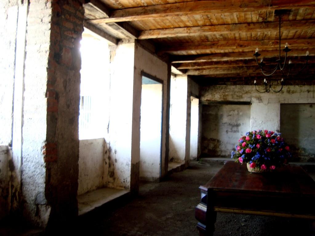 San Agustín, Cayo, Hacienda
