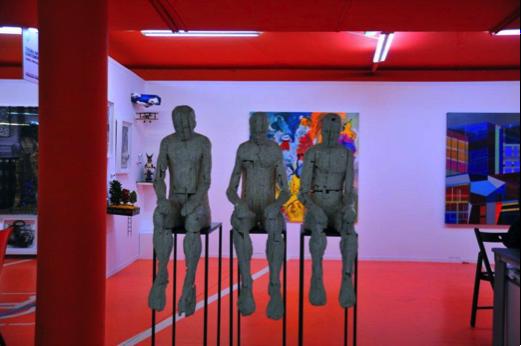 JustonPaper, galeria, arte