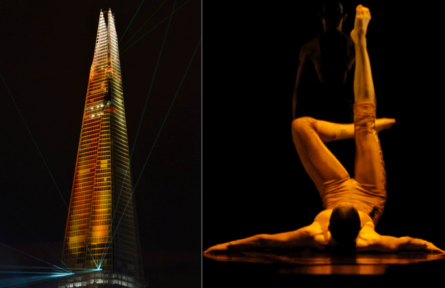 shard, the shard, london, contemporary dance, architecture, arquitectura, danza, arquitecto, architect, inspiration, inspiracion, corporal, dance, arte, art, design, diseño, archidance, ballet, baile, ritmo, edificacion, edificio, construccion