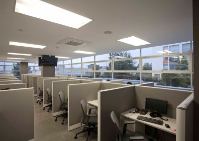 Call Center, Aseguradora del Sur Quito
