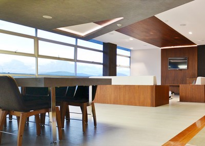 Sala Lounge Presidencias, Aseguradora del Sur Quito