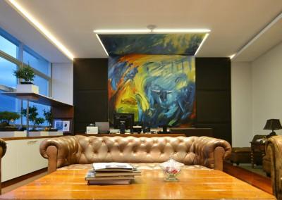 Presidencia Aseguradora del Sur Quito, sala chelsea