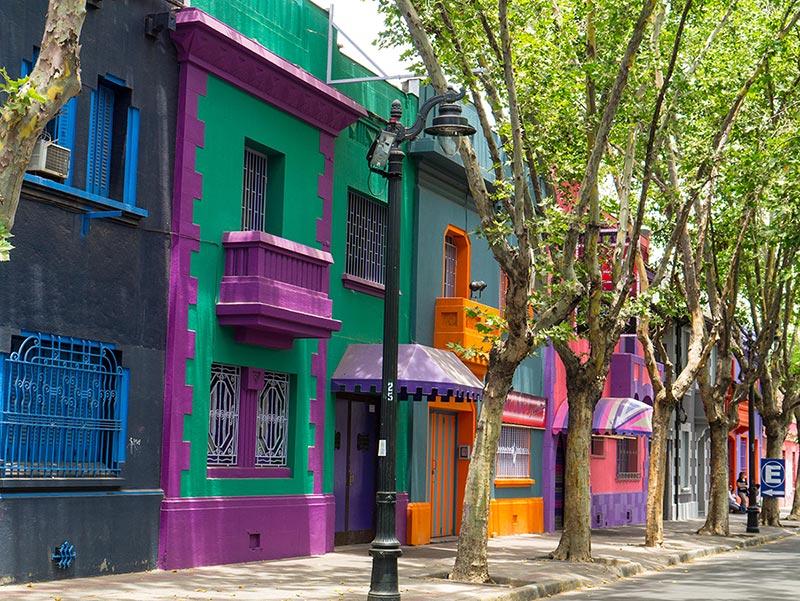 Bellavista, Santiago de Chile, Chile