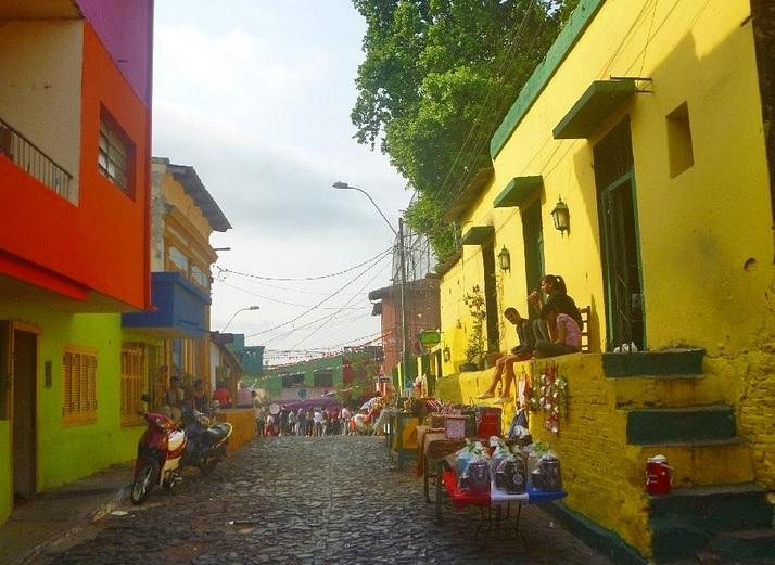 Loma San Gerónimo, Asunción, Paraguay