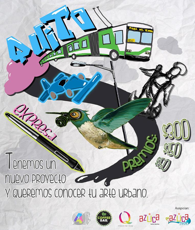 Concurso Quito Expresa