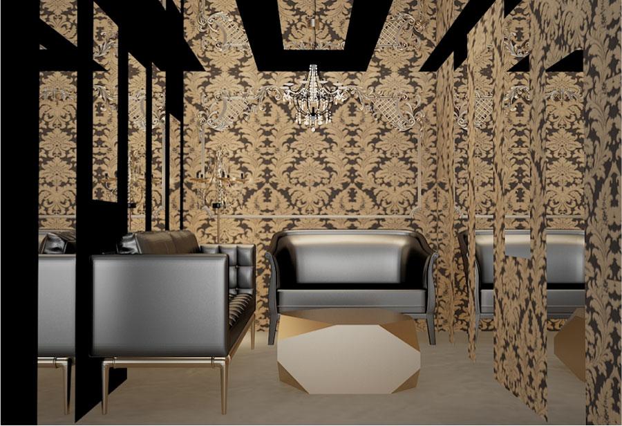 Emporiuo, sala vip, privado, lujoso, glam, bar, restaurante
