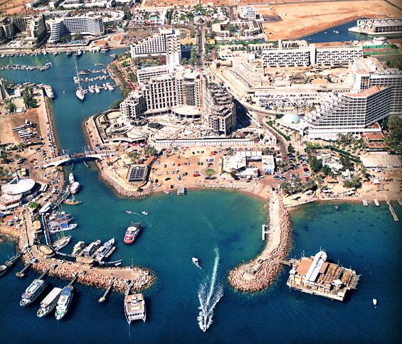 Israel, eyla, costa