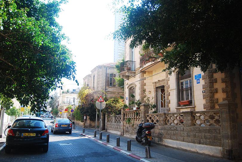Tel Aviv, Israel, Cosmopolita
