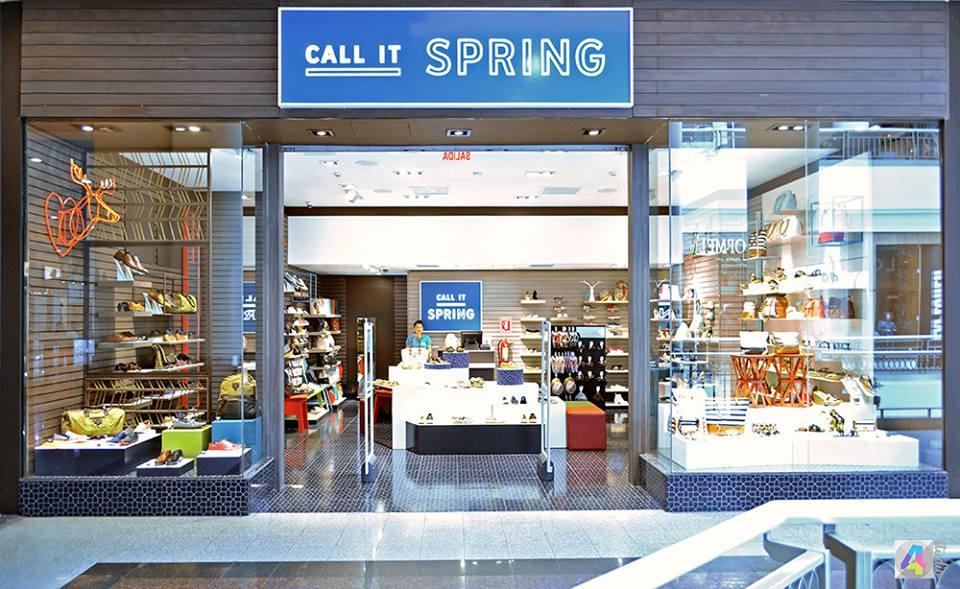 Call it Spring: Mall el Jardín