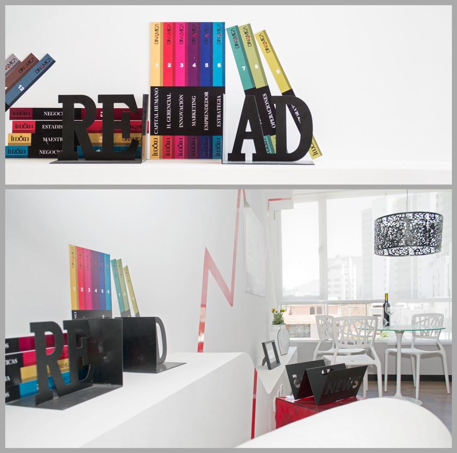Living room, Departamento modelo, Luxxo, Dinamica, moderno, ejecutivo, plusvalia, sala, libros, read, gypsum, detalle en gypsum