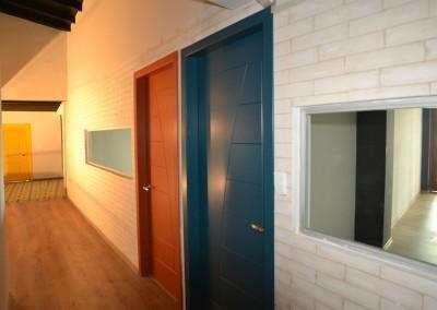 Recubrimientos, colores, ladrillo, remodelación, diseño interior, Quito, Ecuador