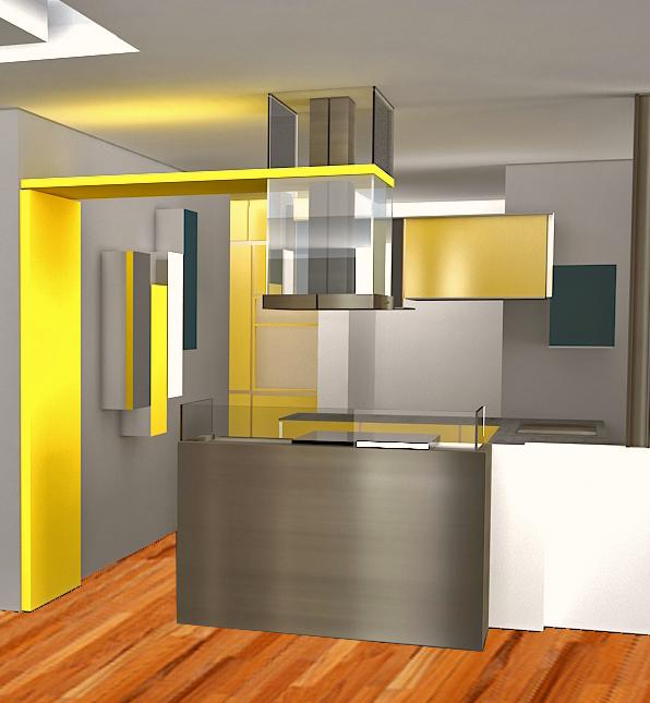 Residencial cocina