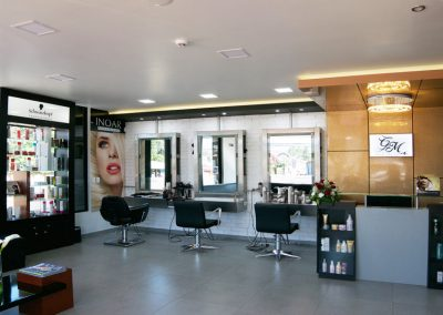 Gerard & Marbel: Hair Saloon