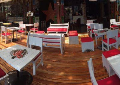Sala Lounge - Cerveza Sol