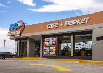 Proyecto Market Gasolinera : KMCafé