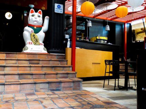Restaurante Maki – Terraza Floresta