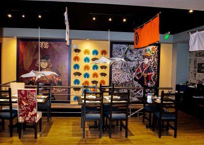 Restaurante Maki Bosque
