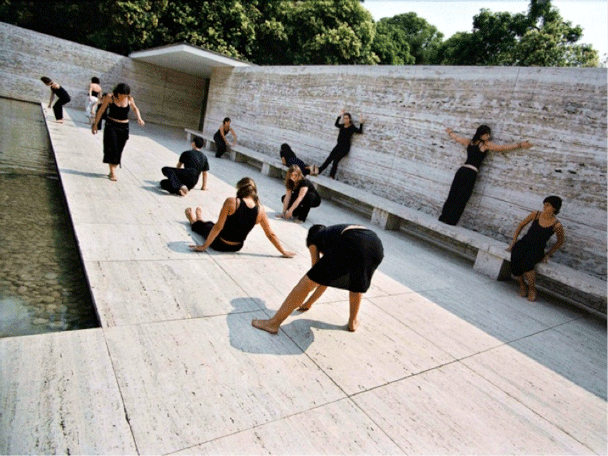 Arquitectura y Danza