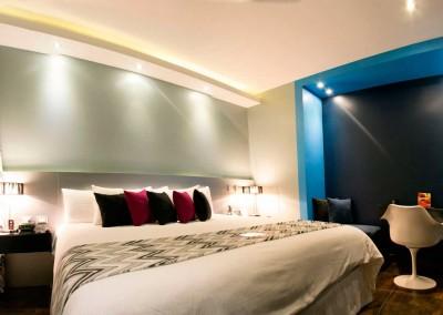 nu House Suite 505 dormitorio1