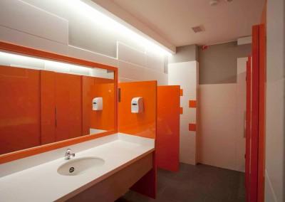 Diseño Baños Aseguradora del Sur Quito