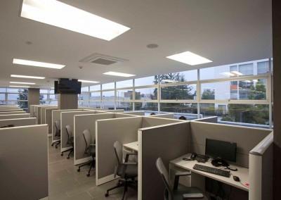 Call Center, Aseguradora del Sur Quito