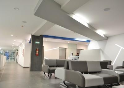 Sala espera, Aseguradora del Sur Quito