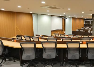 Auditorio presidencias, Aseguradora del Sur Quito