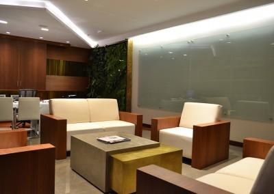 Vicepresidencia 1, Aseguradora del Sur Quito, sala