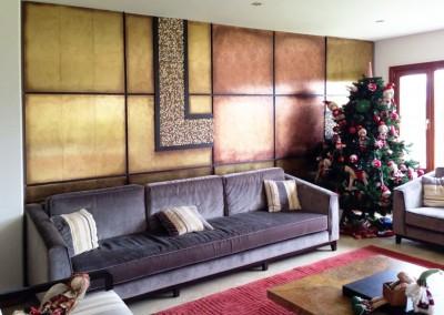 Sala residencia Cumbayá