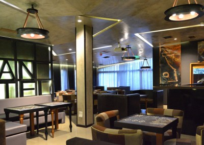 Restaurante, Bar, San Telmo, Lounge, Cava, Vinos, Tapas