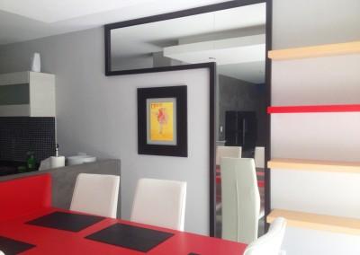 tempo, comedor, diseño interior, sironi, departamento