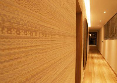 Papel Tapiz, Dormitorio, Casa, Residencial, Vivienda, Hogar, Eclectico, Eclectic, Interiores, Diseño de interiores, interiors, design, Cumbaya, Quito, Ecuador