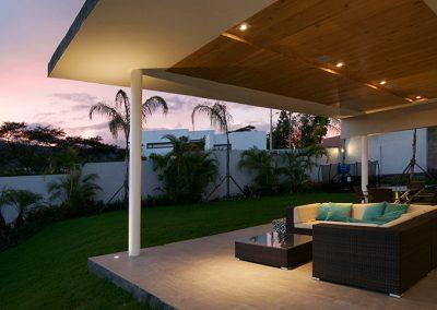 Sala exterior, patio, Casa, Residencial, Vivienda, Hogar, Eclectico, Eclectic, Interiores, Diseño de interiores, interiors, design, Cumbaya, Quito, Ecuador
