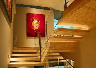Gradas, Hall, Casa, Residencial, Vivienda, Hogar, Eclectico, Eclectic, Interiores, Diseño de interiores, interiors, design, Cumbaya, Quito, Ecuador