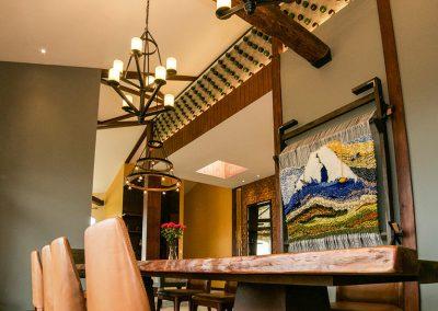 campestre, finca, residencial, diseño interior, diseño, interiors, interiores, eclectico, western, Lasso, Ecuador, comedor