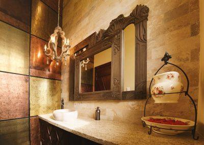 campestre, finca, residencial, diseño interior, diseño, interiors, interiores, eclectico, western, Lasso, Ecuador, baño