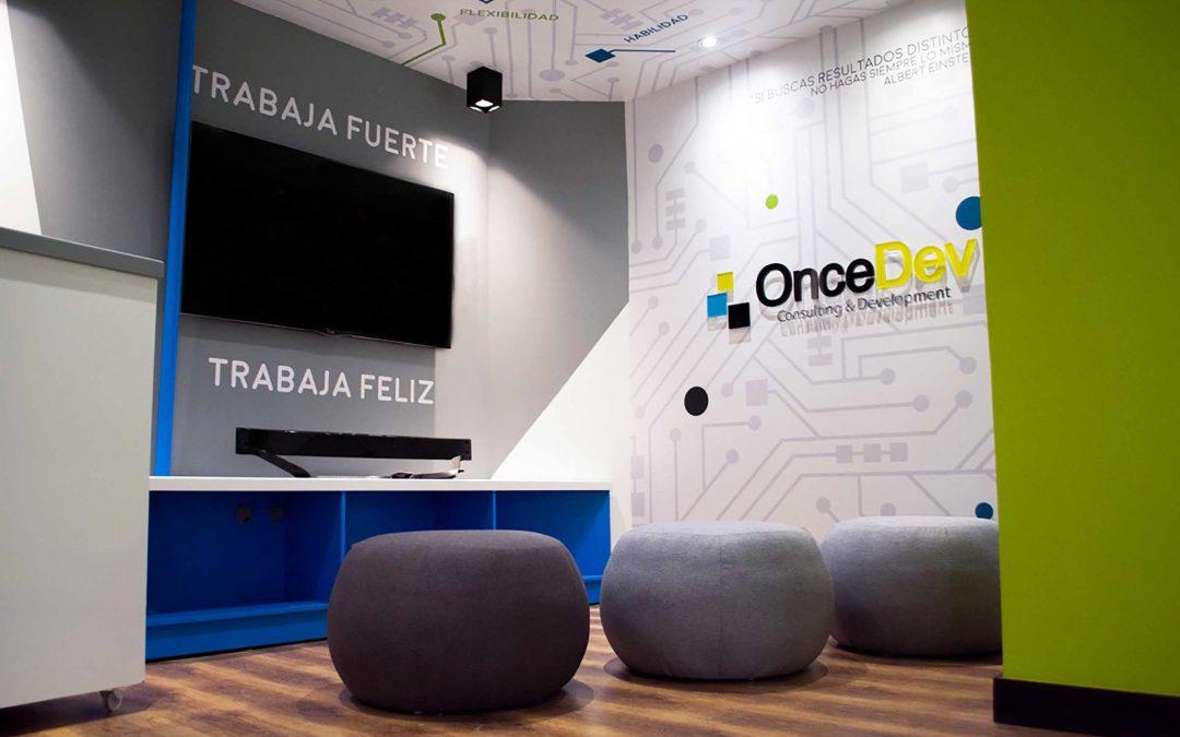 Oficinas Oncedev