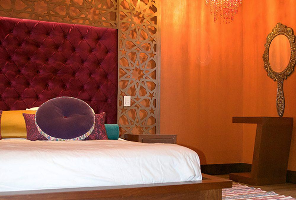 Dormitorio de Paula